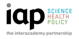 The InterAcademy Partnership (IAP) logo