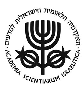 Israel Academy of Sciences and Humanities logo