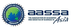 Association of Academies and Societies of Sciences in Asia (AASSA) Logo