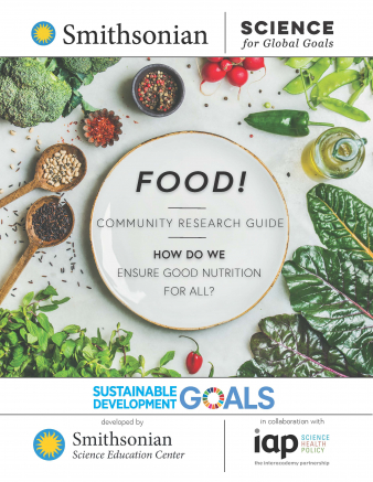 Cover Food!