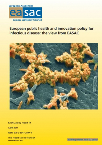 EASAC_European Public Health and Innovation Policy for infectious diseases