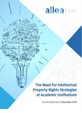 The Need for Intellectual Property Rights Strategies at Academic Institutions cover