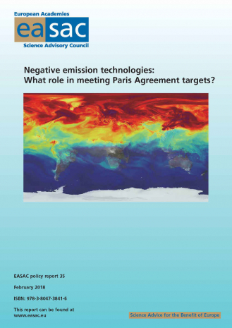 Negative emission technologies2