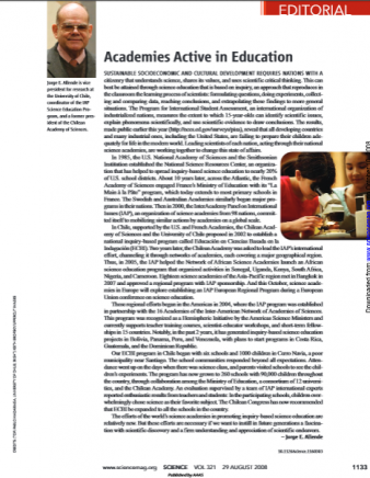 Academies Active in Education