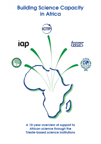 Building Scientific Capacity in Africa - cover