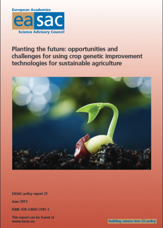 Planting the future cover