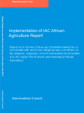 Implementation of IAC African Agriculture Report cover