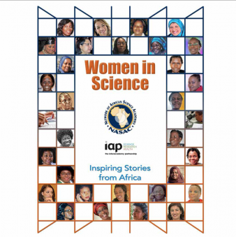 NASAC Women in Science Cover