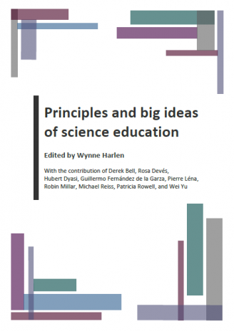 Principles and big ideas of science education
