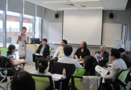 The workshop was co-chaired by Prof Looi Lai Meng and Prof Carolyn Lam