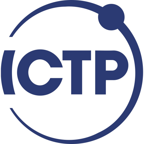 International Centre for Theoretical Physics (ICTP) logo