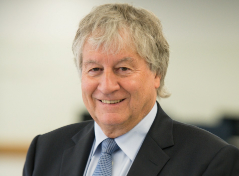 Sir Adrian Smith. Image credit: The Alan Turing Institute