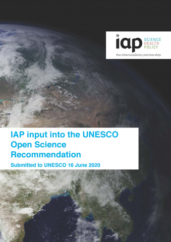 Open Science cover