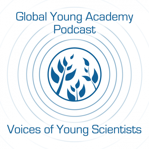 Global Young Academy (GYA) podcast logo