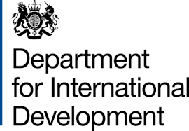 DFID-UK logo