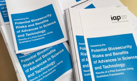 Biosecurity booklet covers