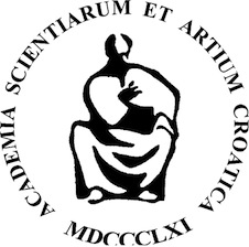 Croatian Academy of Sciences and Arts Logo