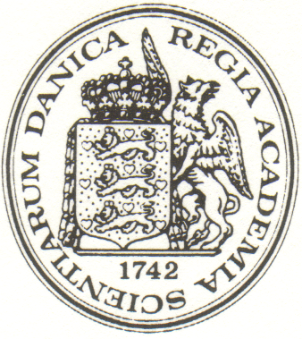 Royal Danish Academy of Sciences and Letters Logo