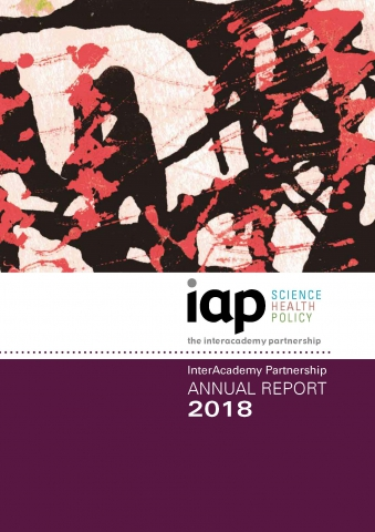 IAP Annual Report 2018 Cover