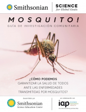 Mosquito cover-SPANISH