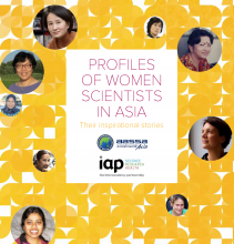 Profiles of women scientists in Asia_cover