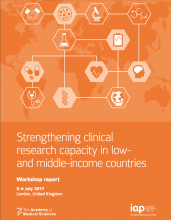 Strengthening clinical research cover