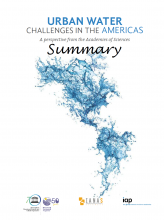 Urban Water Challenges in the Americas: summary-cover