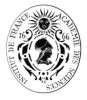 Académie des sciences Institut de France Logo