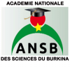 National Academy of Sciences of Burkina Faso Logo